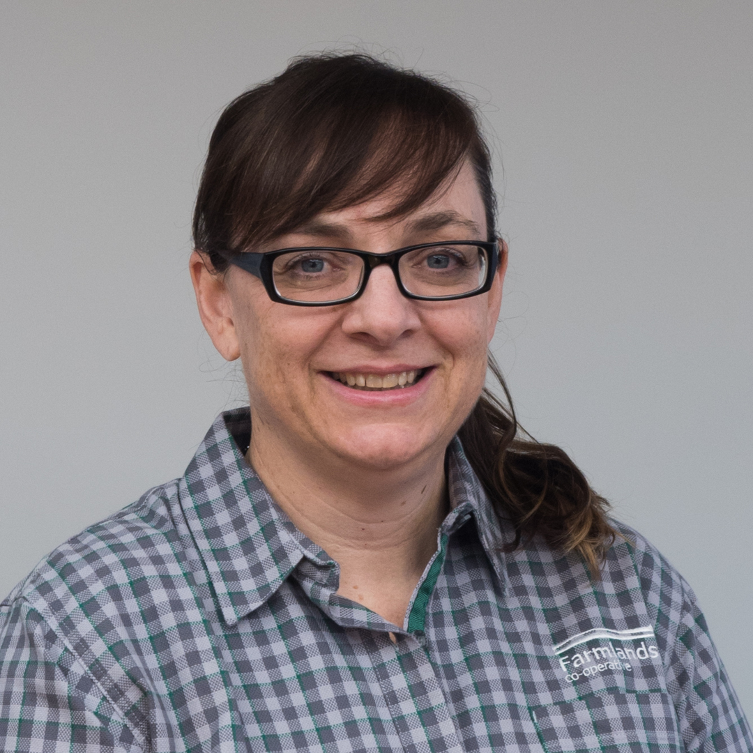 Farmlands Director – People and Safety, Ruth Knewstubb.
