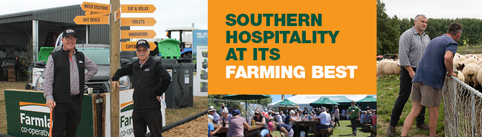 Southern Field Days Event