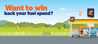 Win back your fuel spend with Z